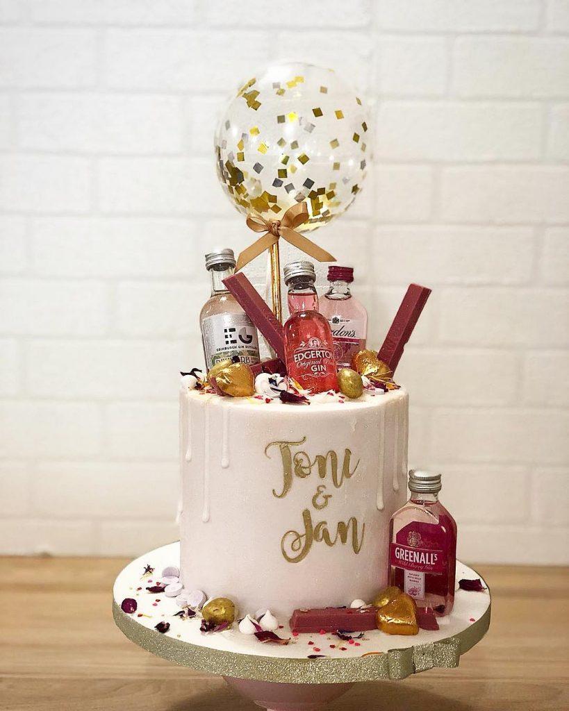 Astonishing Celebration Cakes Where The Ribbon Ends Personalised Birthday Cards Epsylily Jamesorg