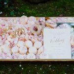 Pretty in pink dessert platter