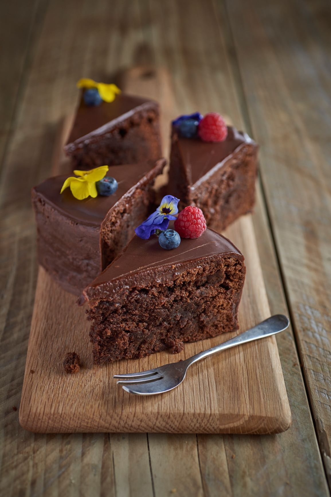 Gluten and dairy free chocolate cake