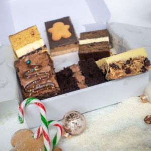 Festive treat box