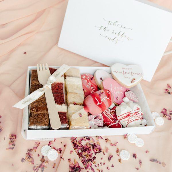 Valentines occasion box